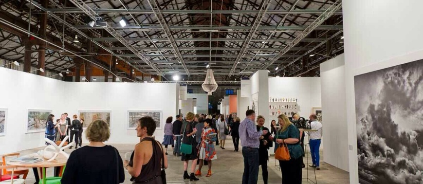 Last Day- Sydney Contemporary Art Fai